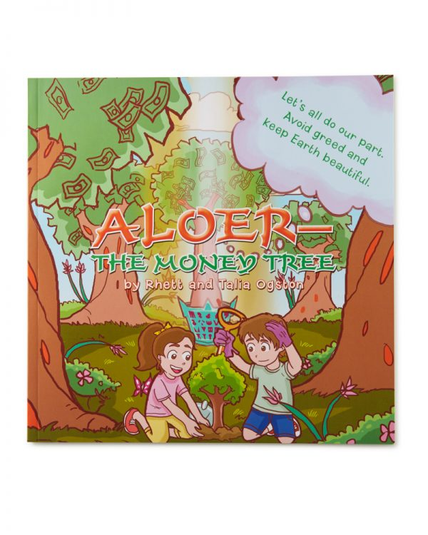 Childrens story to inspire children to avoid greed