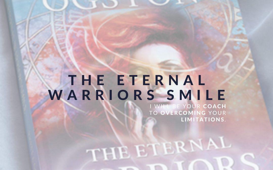 Life coaching, personal development and healing Book - The Eternal warriors smile - by Rhett Ogston
