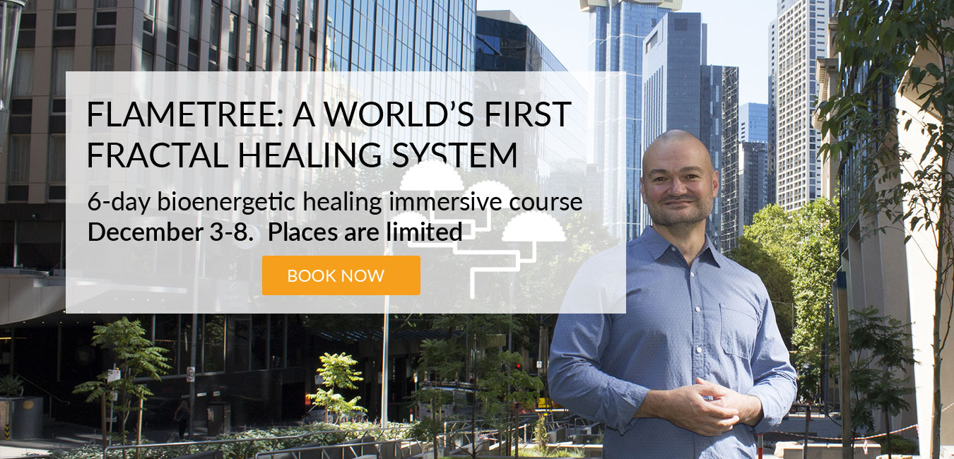 Flametree healing and energy medicine course online